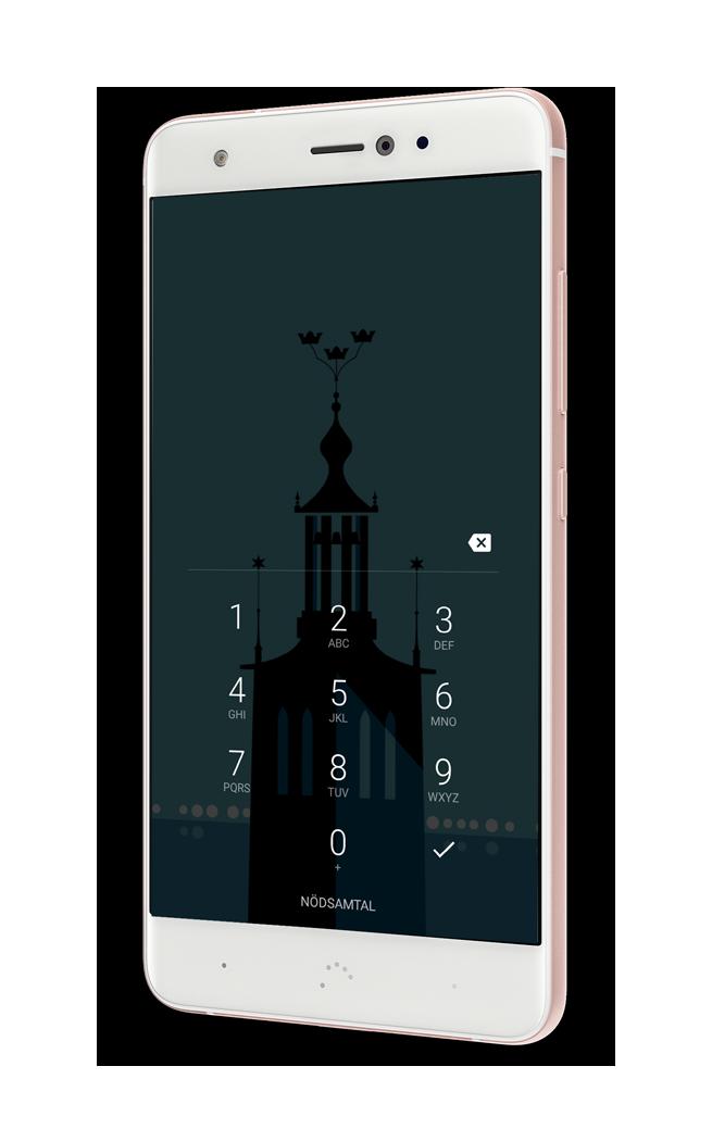 Färist Mobile, BQ Aquaris X
